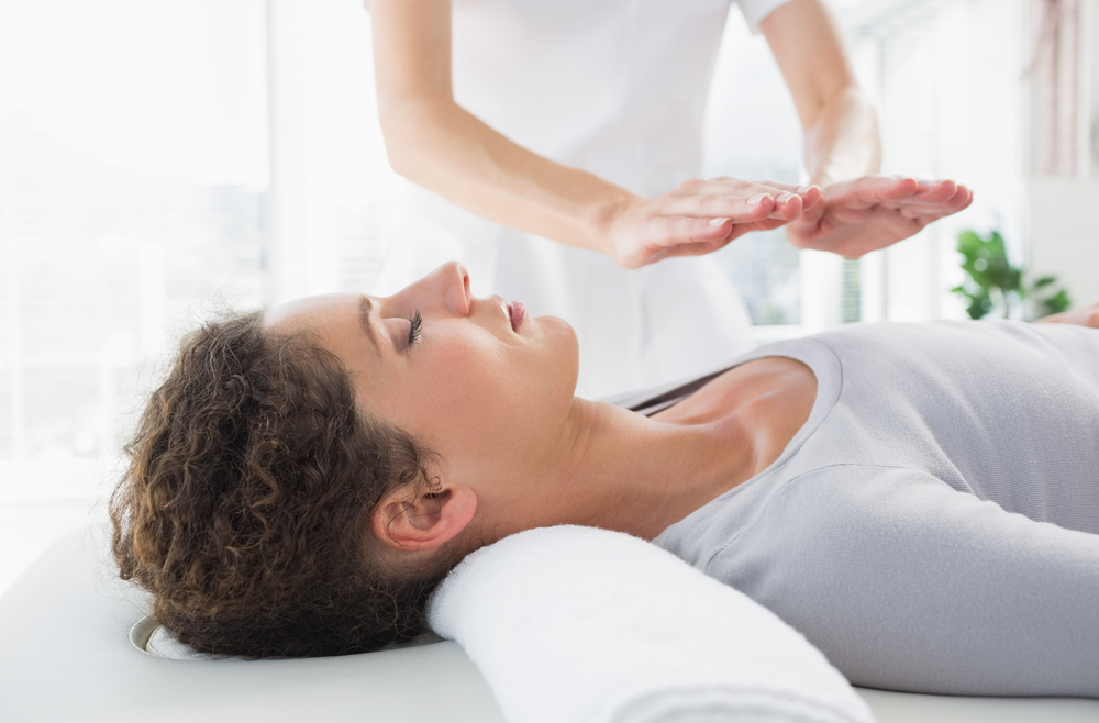 Reiki-Session