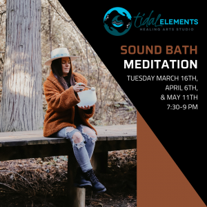 sound bath meditation in vernon bc